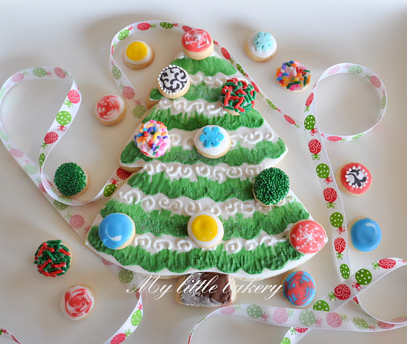 My Little Bakery �� Christmas Cookie Set
