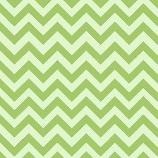 free St. Patrick's Day Chevron Background