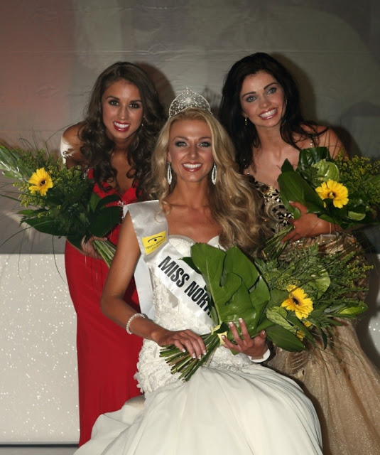 Miss Northern Ireland 2013 Meagan Green