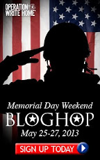 Operation Write Home Memorial Day Weekend Blog Hop!