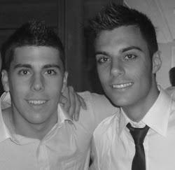 Sergio y Javi