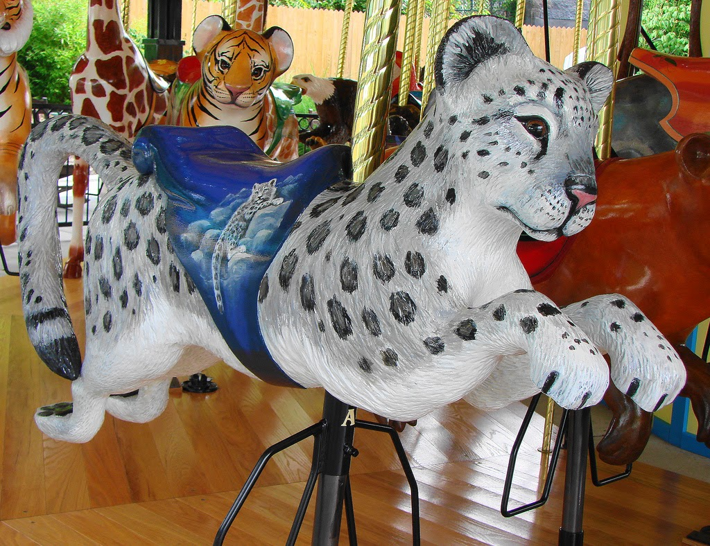Critter Sitters Blog Carousel Animals Old Amp New