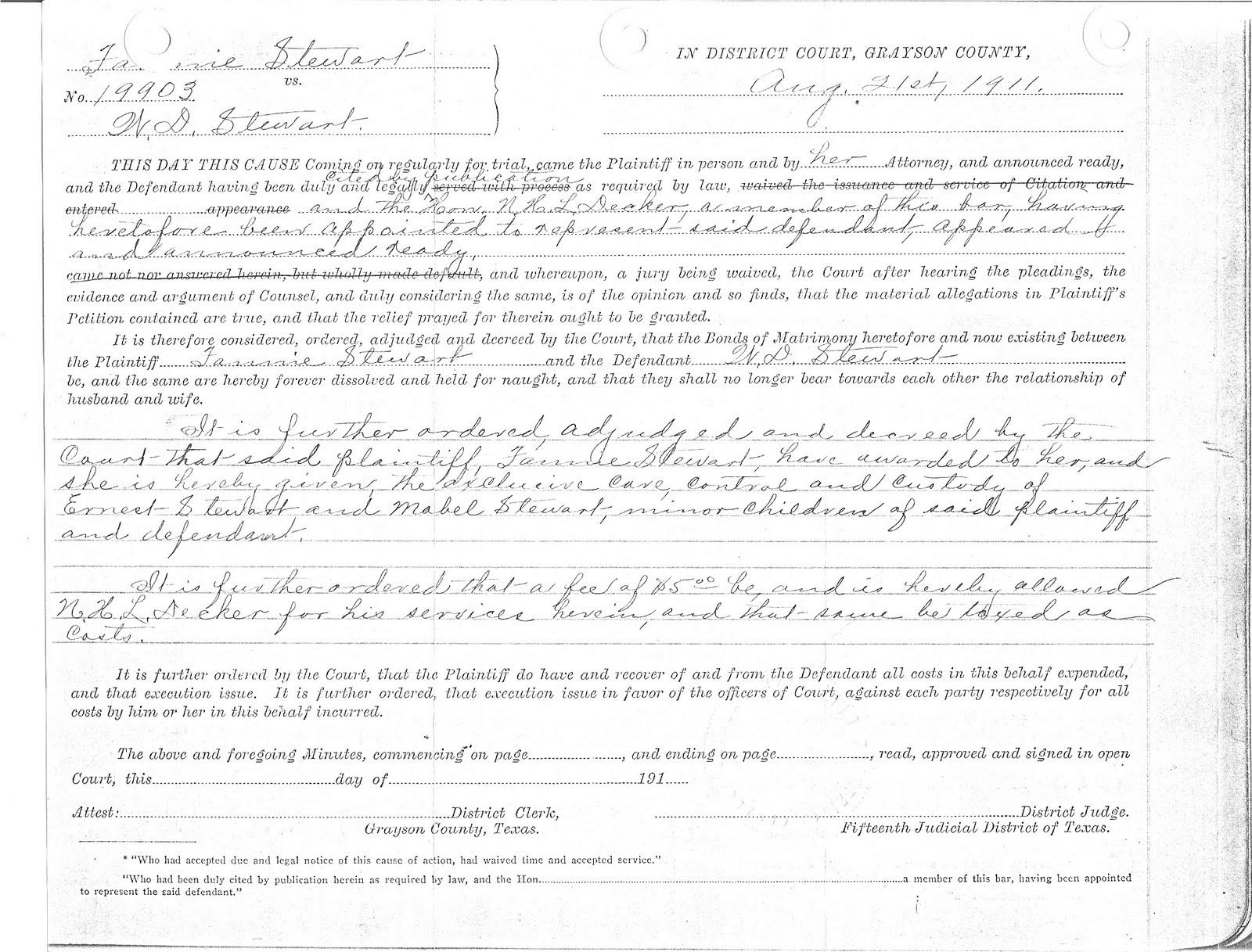 how to get a copy of divorce decree