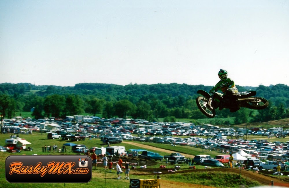 Ricky Carmichael Red Bud 1998