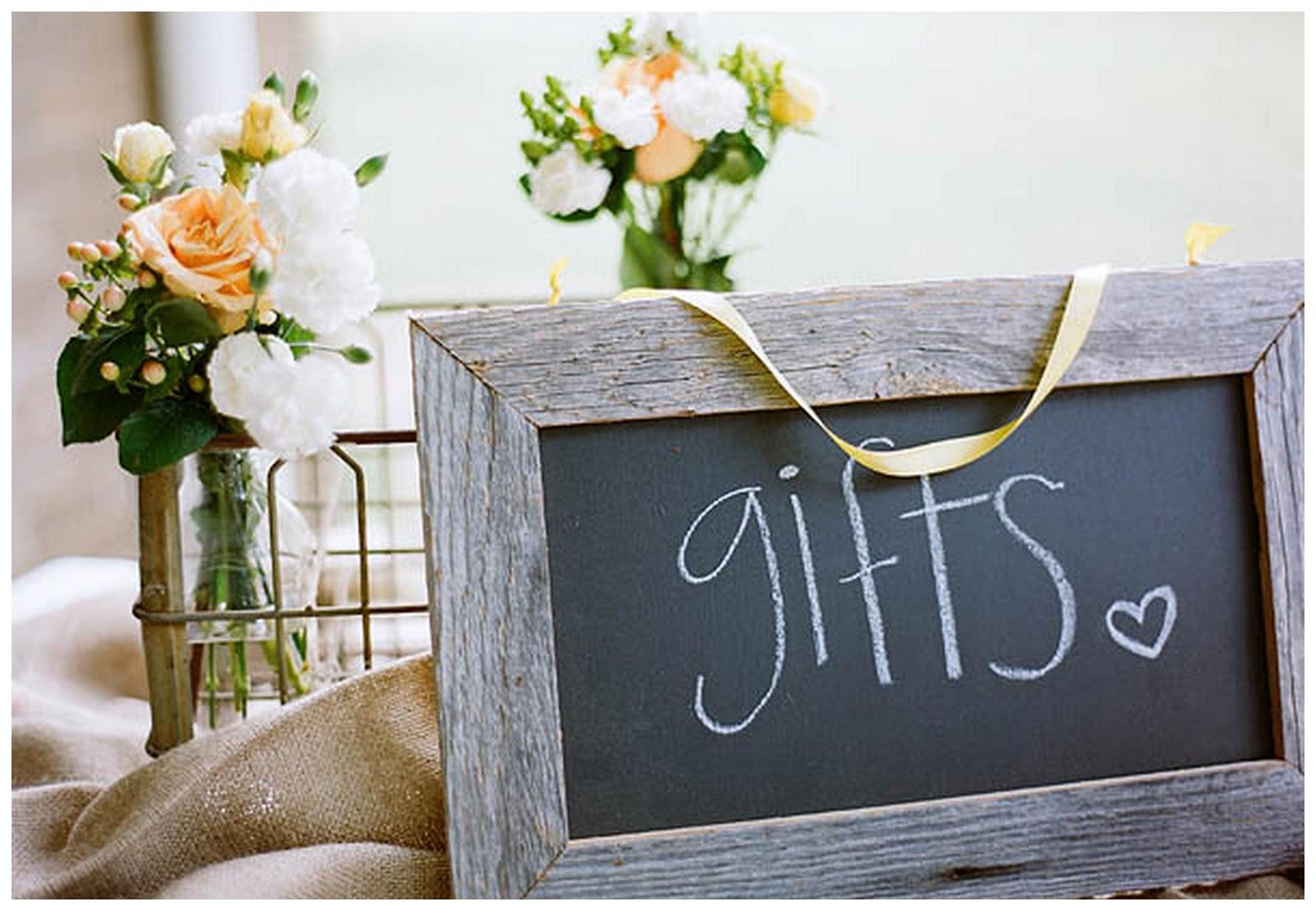 blackboard chalkboard signs for your wedding