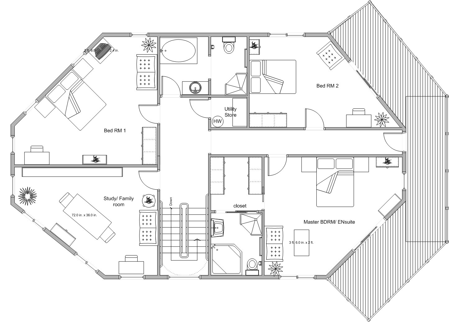 Stunning Fish Cleaning House Plans Pictures - 3D house designs ...