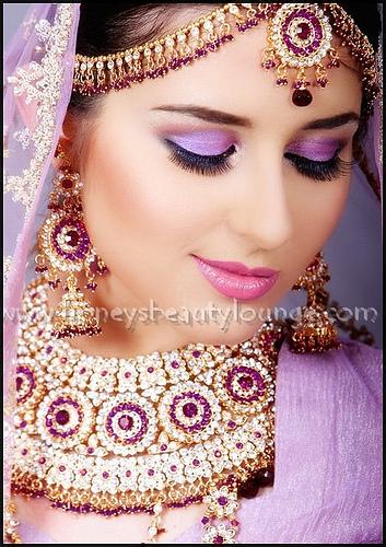 Bridal Makeup Photography : indian bridal makeup photos