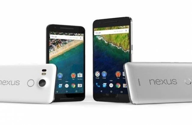 google launches its latest nexus smartphone 6p and 5x for indian market