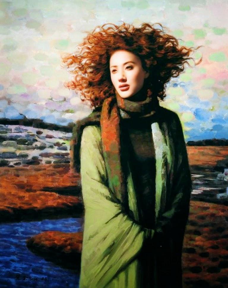 mujeres-retratos-pintados-al-oleo