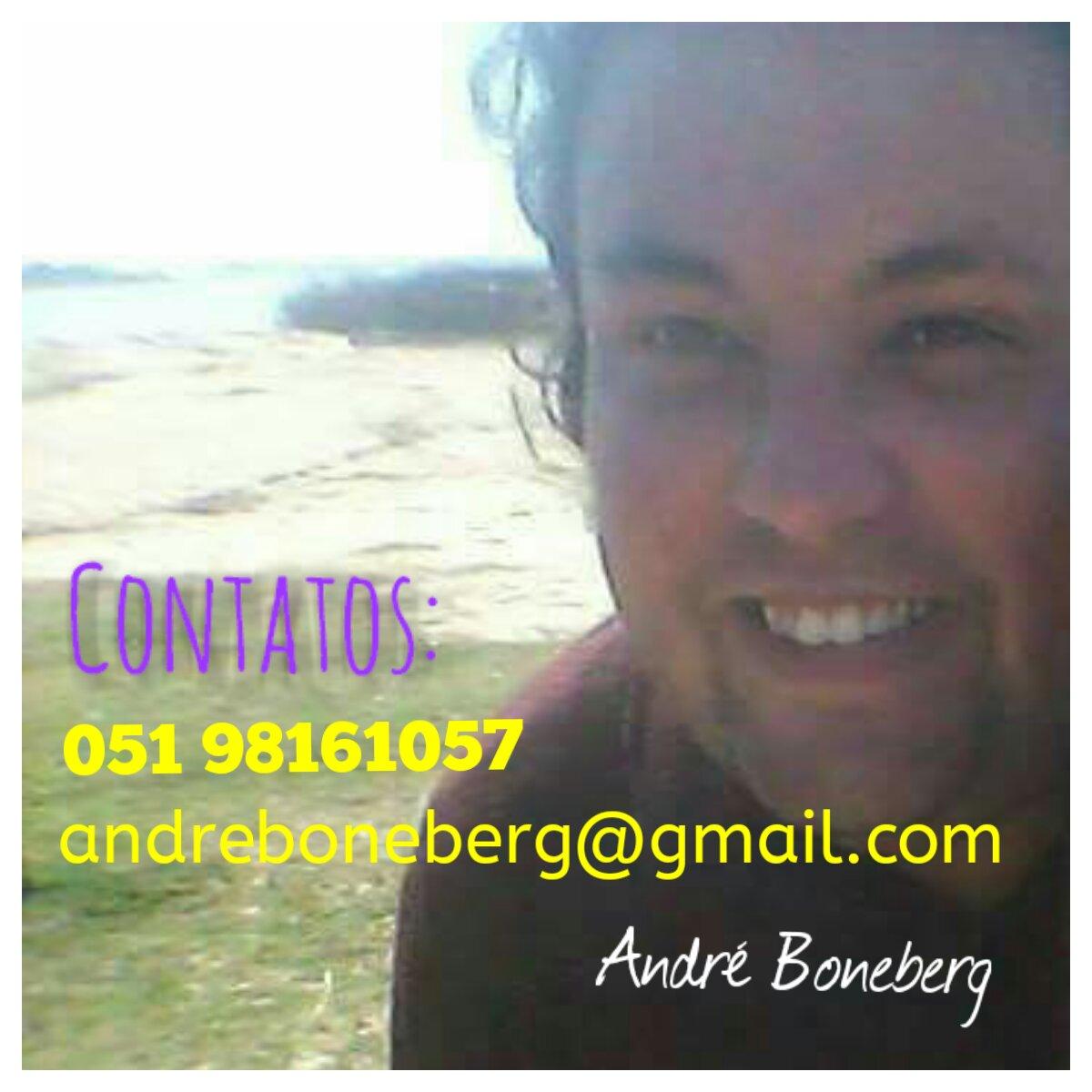 Quem é André Boneberg?