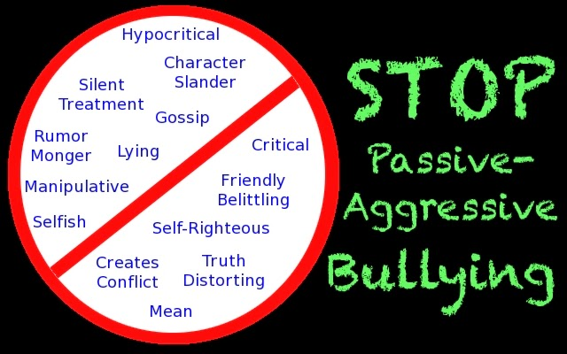 an introduction to the issue of passive aggressive disorder The psychological and neuropsychological correlates of bullying behavior were examined in a group of 41 passive–aggressive personality disorder.