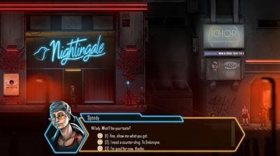 gameplay DEX