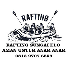 Paket Rafting Aman