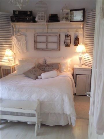 La casa di rory vi auguro una felice notte e sogni d 39 oro - Camera da letto shabby chic ikea ...