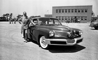 El coche de cáñamo de Henry Ford