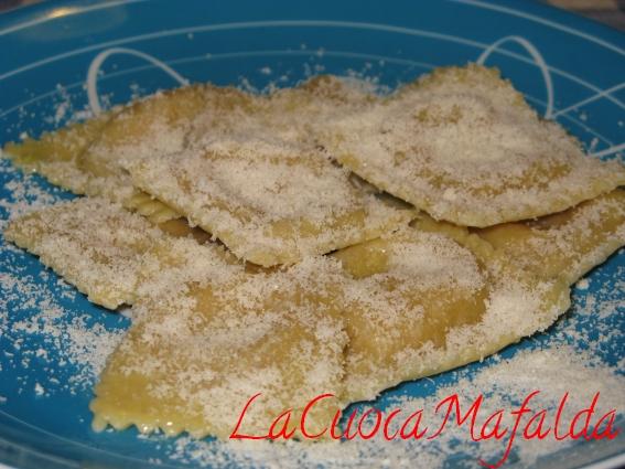 Agnolotti Di Zucca Recipe — Dishmaps