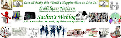 More About Me At My Personal Blog - Sachin's Weblog.