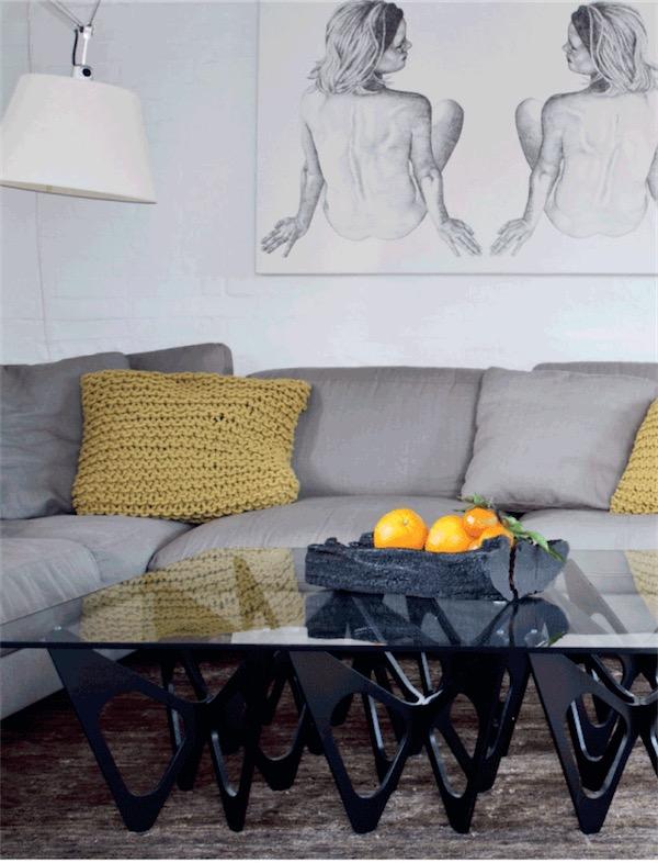 Un nuevo interior para una casa de estilo nórdico blog decoracion chic and deco