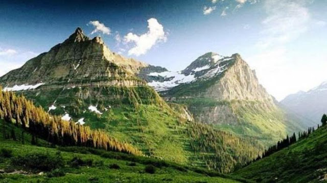 Ternyata Gunung Itu Bergerak, Ini Penjelasannya dalam Alquran