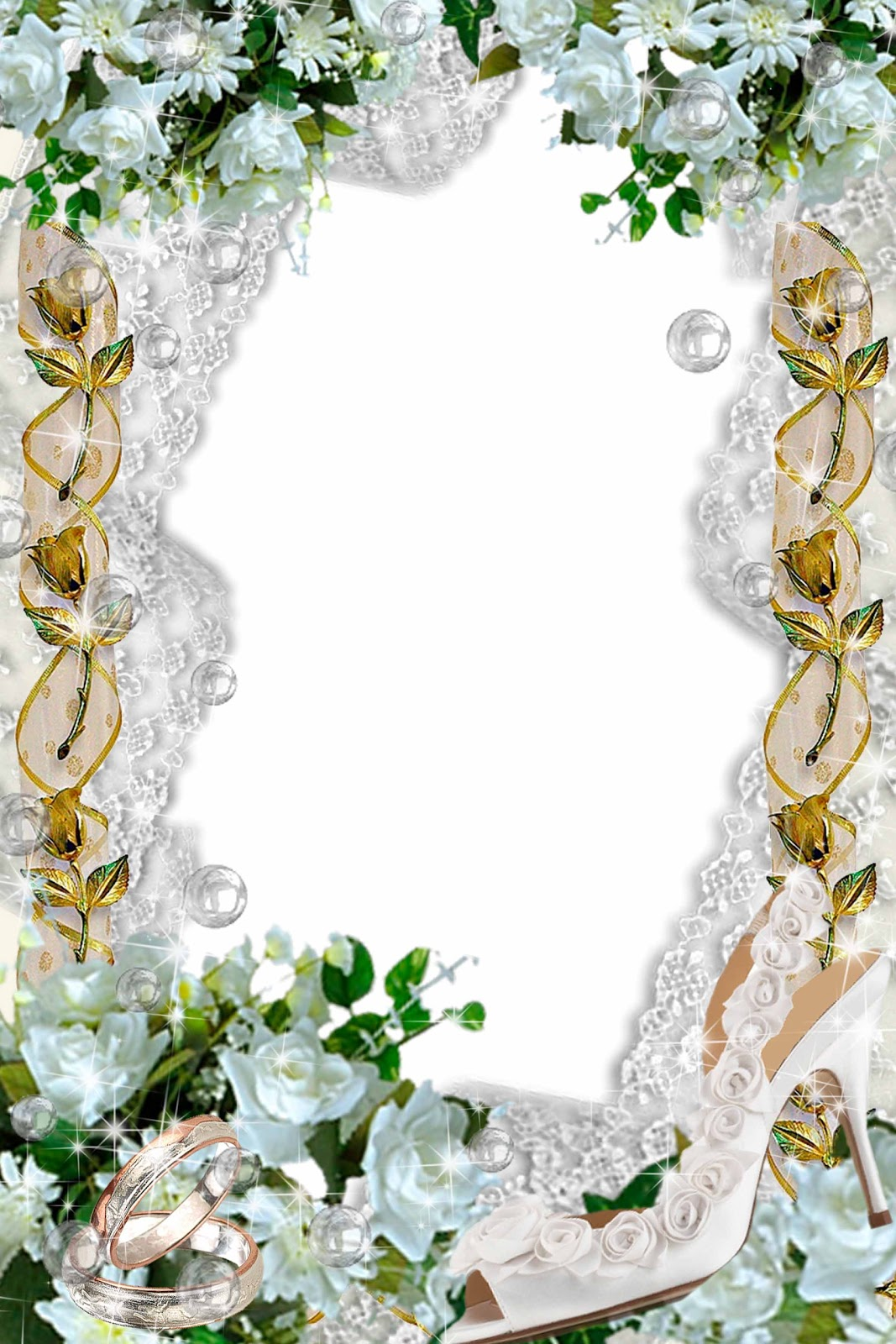 PNG Wedding Frames http://png-frame.blogspot.com/2012/09/wedding-png-frame.html
