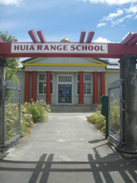 Huia Range School Website