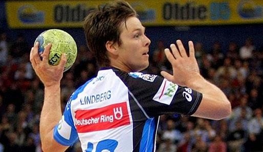 Lindberg, seis semanas afuera de las canchas | Mundo Handball