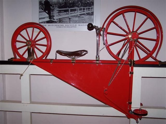invention railroad track bicycle - photo #13