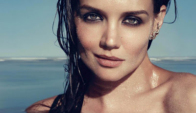 Katie Holmes- H. Stern Jewelry Photo shoot