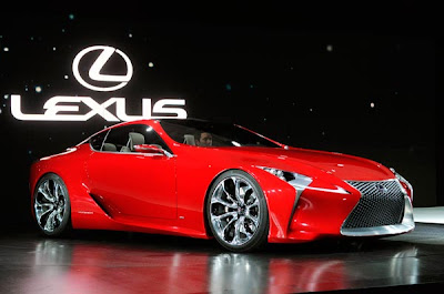 Lexus LF-LC Hybrid