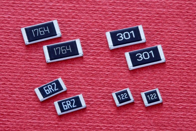 Resistor Keramik komponen elektronika