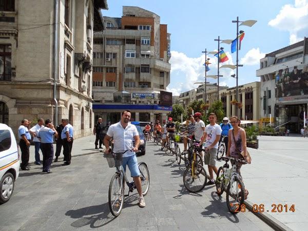 JCI Cycling Day Craiova 28 Iunie