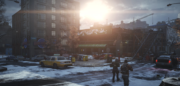 Snowdrop Engine Powering The Division Has Been in Development for 5 Years