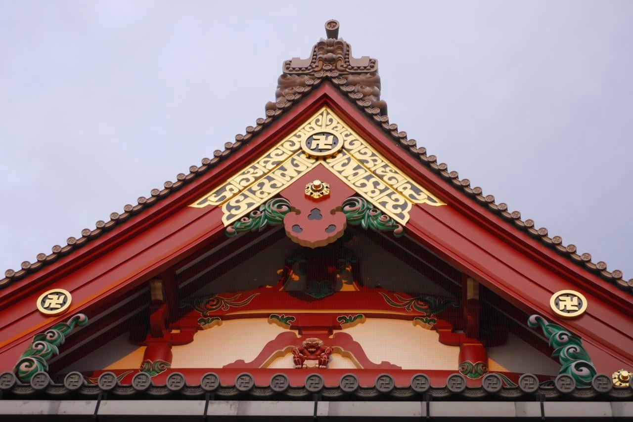 Sensōji Temple 浅草寺