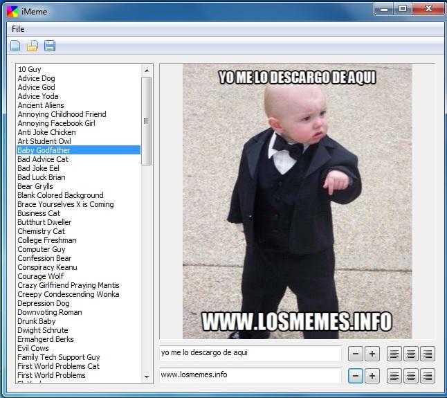http://www.losmemes.info