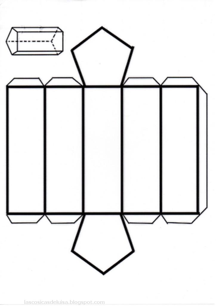 las cosicas de luisa prisma pentagonal