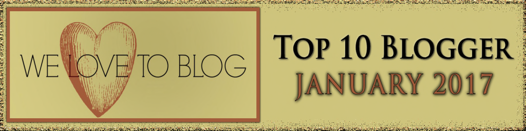 Top Blogger Jan 2017