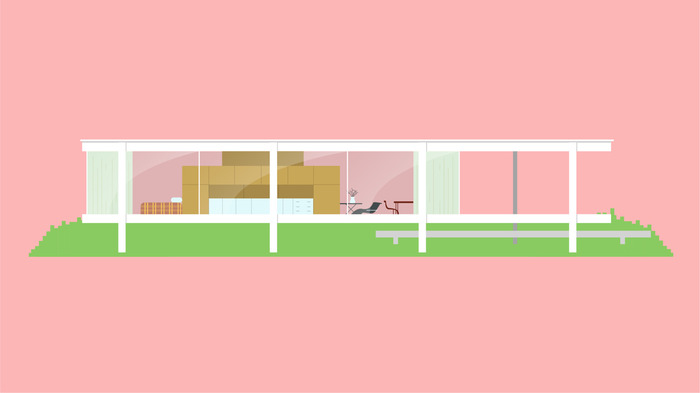 ©Matteo Muci - Iconic Houses. Cortometraje | Short Film