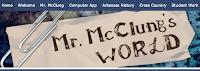 Mr.McClungs World