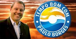 Família Falcote no Programa Tempo Bom com Paulo Borges