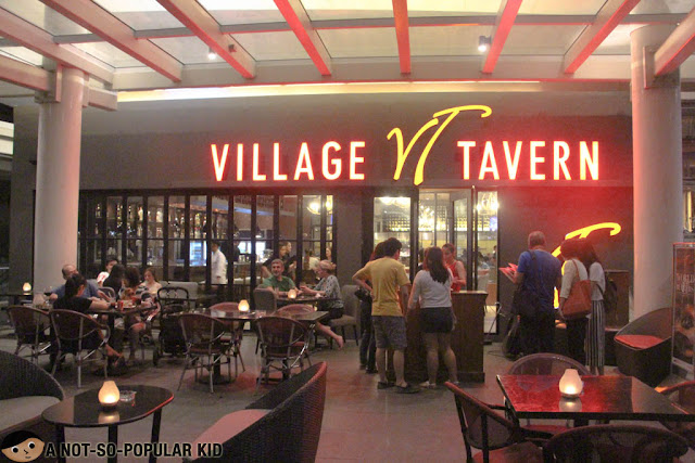 Village Tavern in Bonifacio Global City