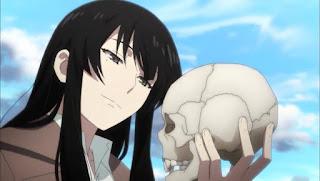 Sakurako-san no Ashimoto ni wa Shitai ga Umatteiru Episode 1 Subtitle Indonesia