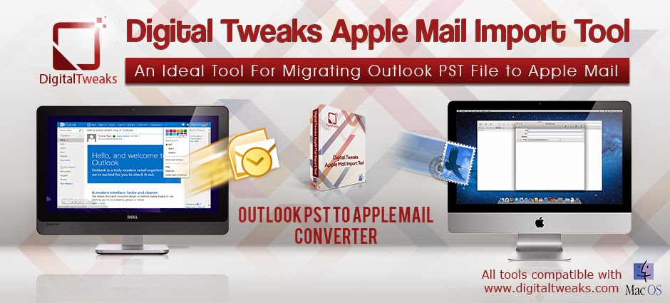 importing Outlook PST to Apple Mail
