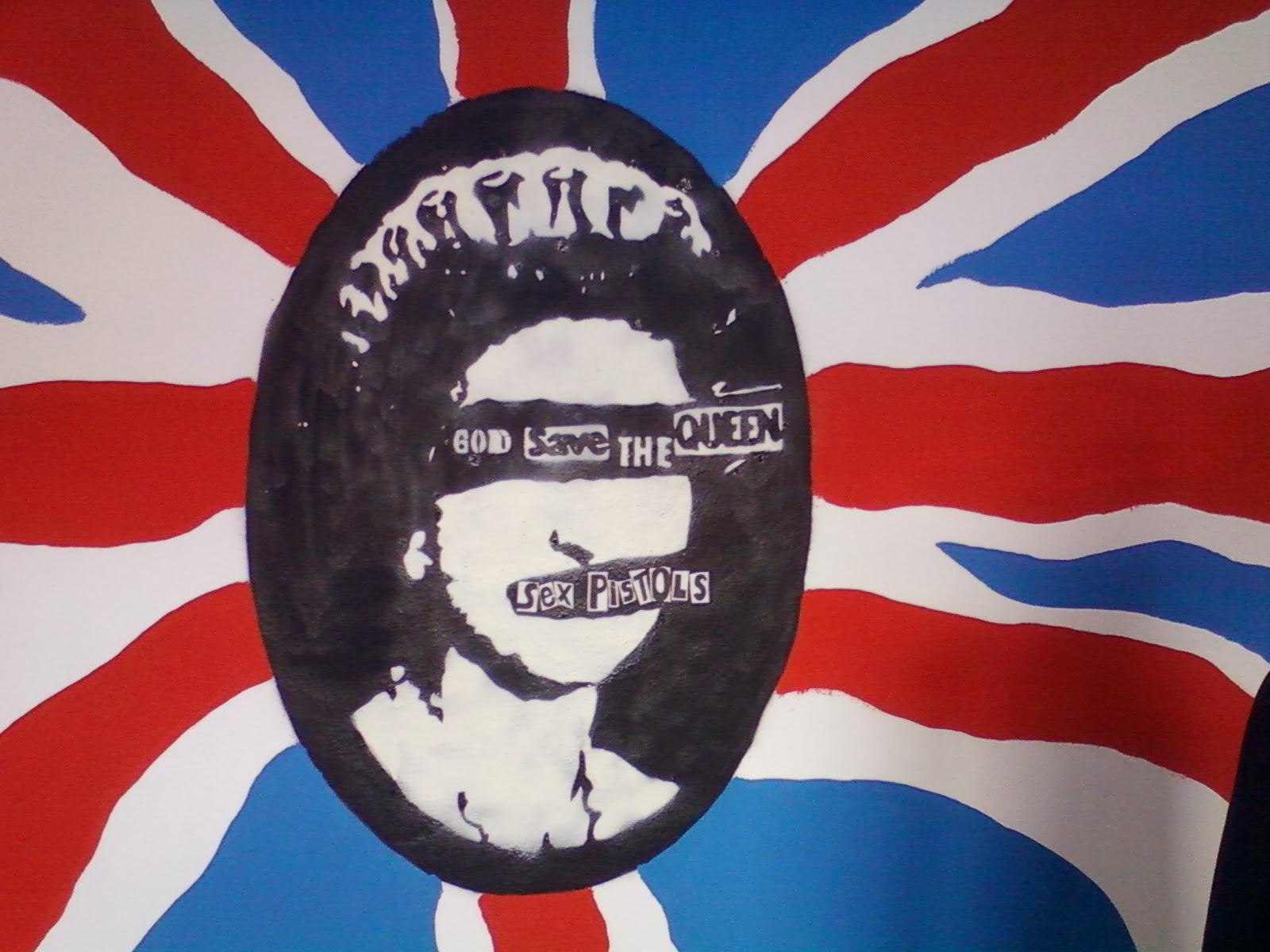 Historia De La Cultura God Save The Queen Sex Pistols
