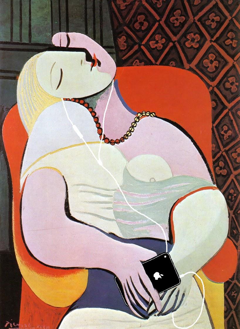 Пабло Пикассо Сон (1932)