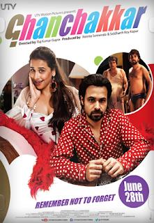Ghanchakkar (2013) HDSCamRip Full Hindi Movie Watch Online Free