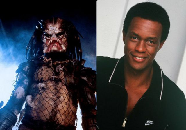 Kevin Peter Hall, como Predador.