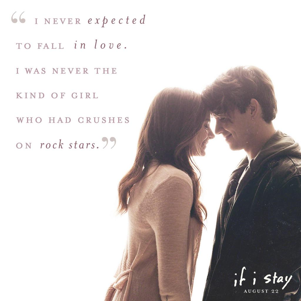 If I Stay Blog