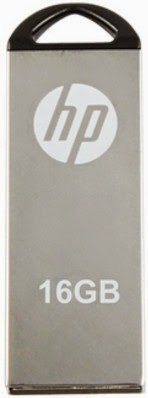 HP V-20 W 16GB Flash pendrive