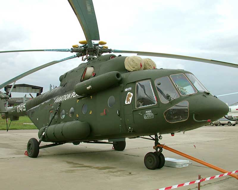 Mi-17 Hip H Multi-missions Helicopter