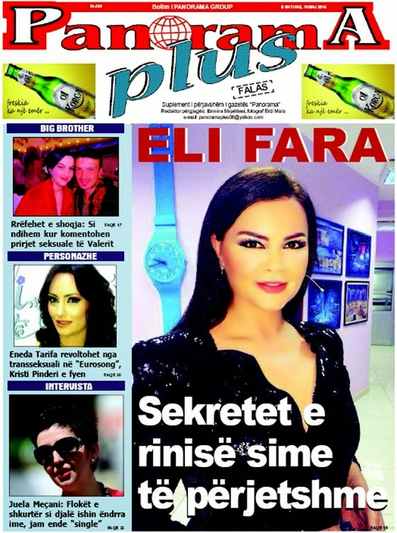 Revista PANORAMA PLUS - 10 Maj 2014